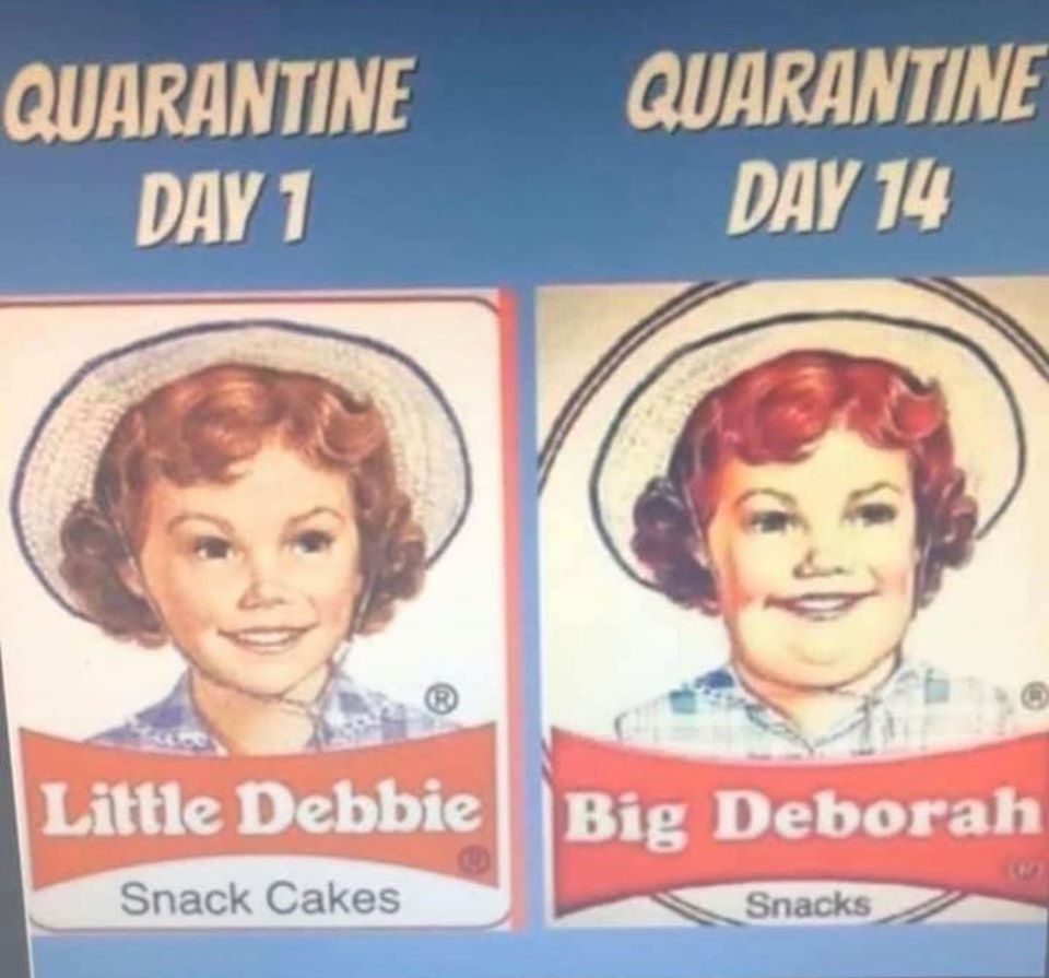 Not So Little Debbie